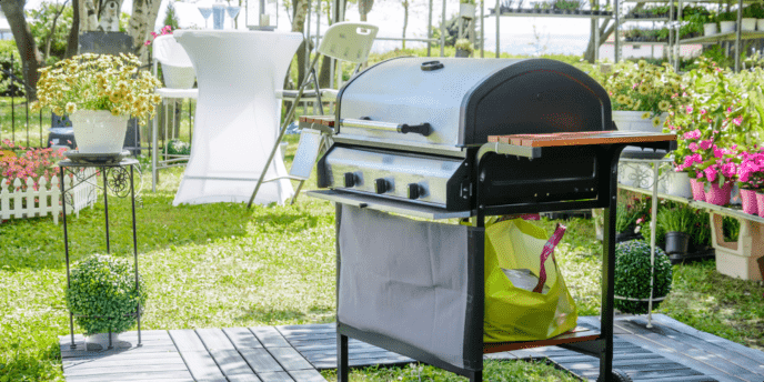 Propane Gas Grills for cooking
