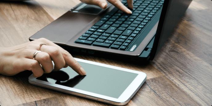 tablets vs laptops