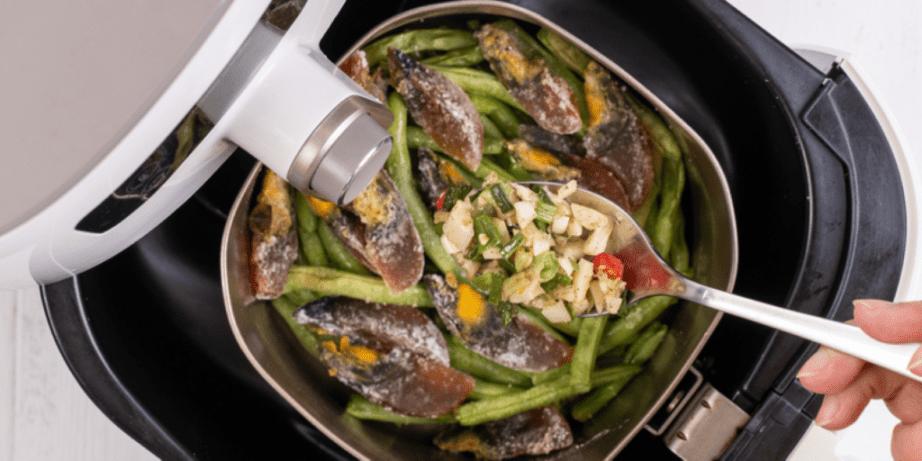 vegetarian air fryer recipes