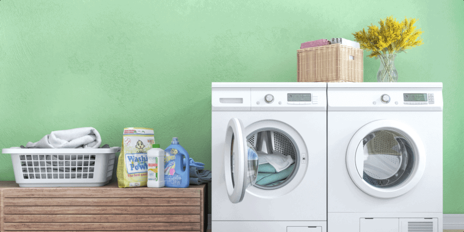 compact washer and dryer