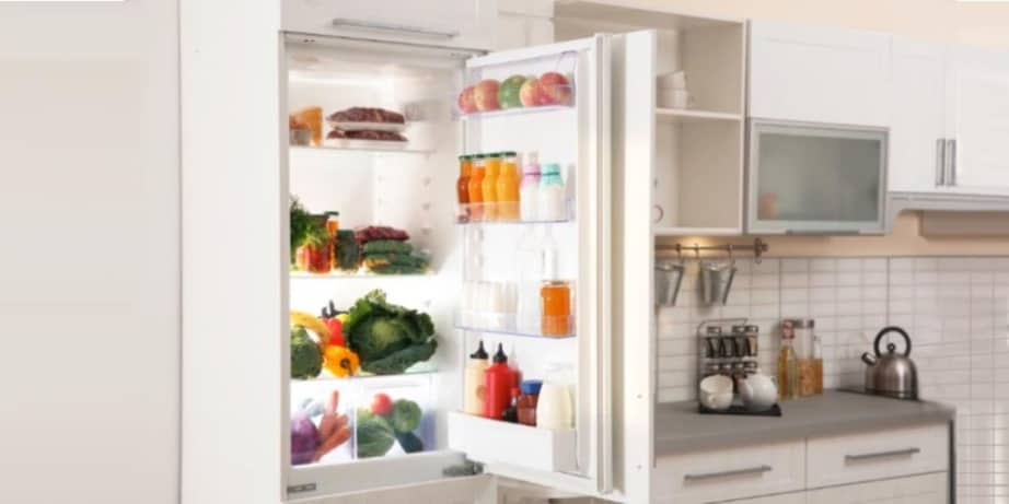 Stocking the Freezer