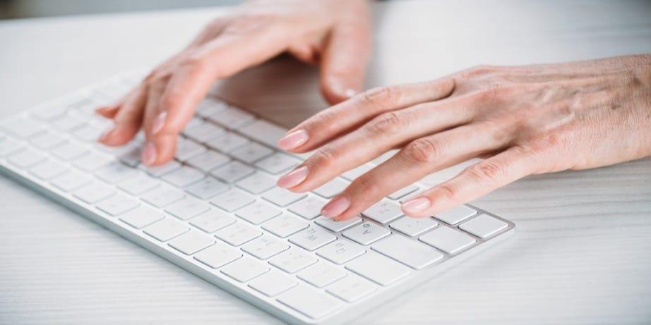 resetting a keyboard