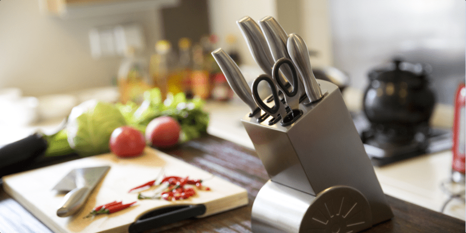 maintenance for kitchen knives