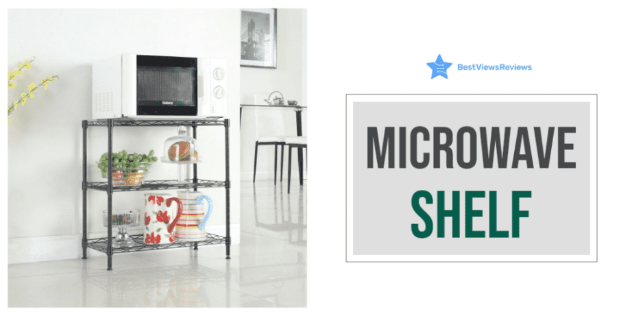 Microwave Shelf
