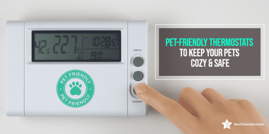 Pet-friendly thermostats