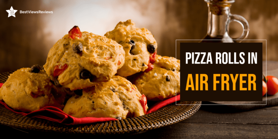 Pizza rolls in Air Fryer