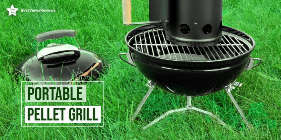 portable pellet grill