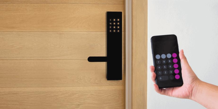 smart door locks faqs