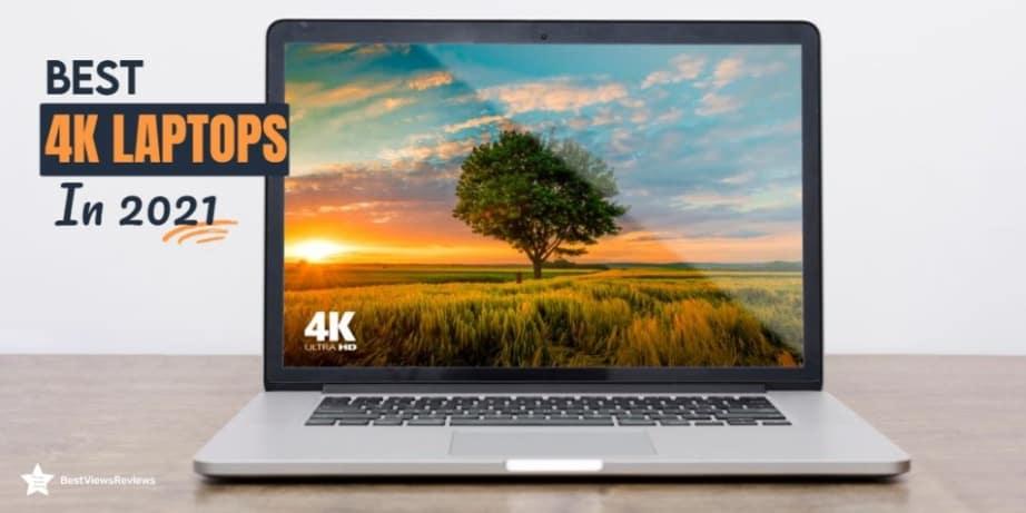 4K laptops