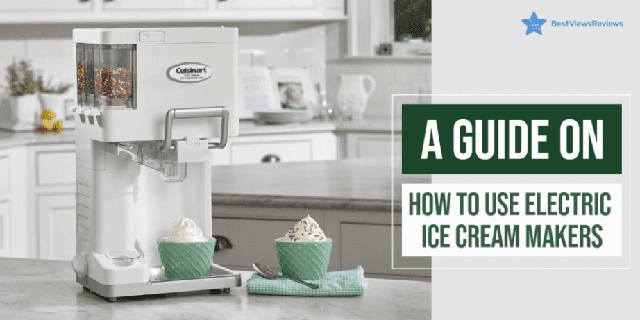 electric ice maker
