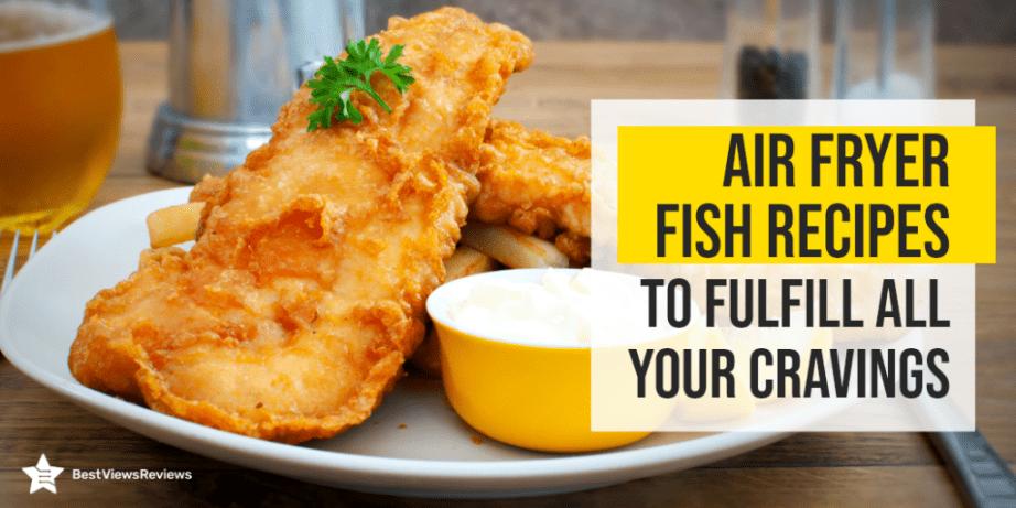 air fryer fish