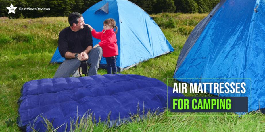 air mattress for camping