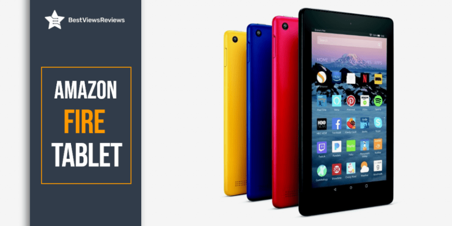 The Amazon Fire Tablet Editions