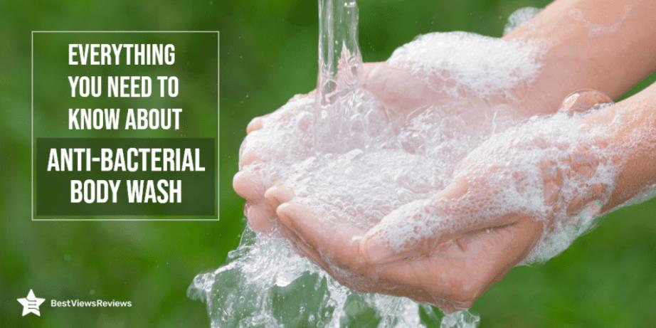 Antibacterial body wash