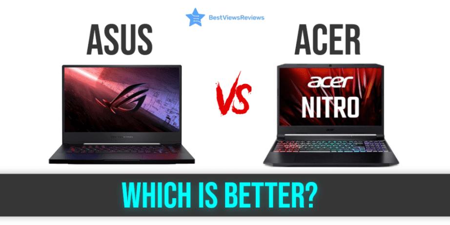 Asus vs Acer gaming laptop