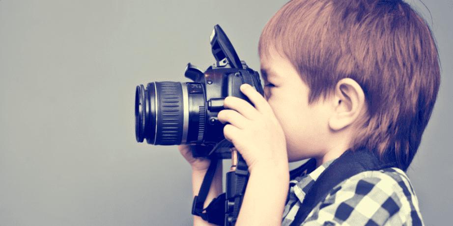 kids' digital camera
