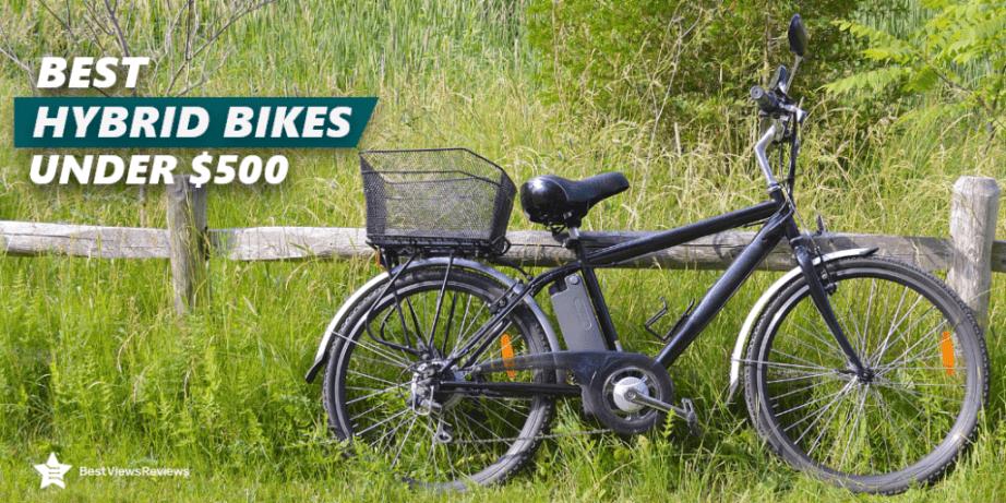 hybrid bikes under $500