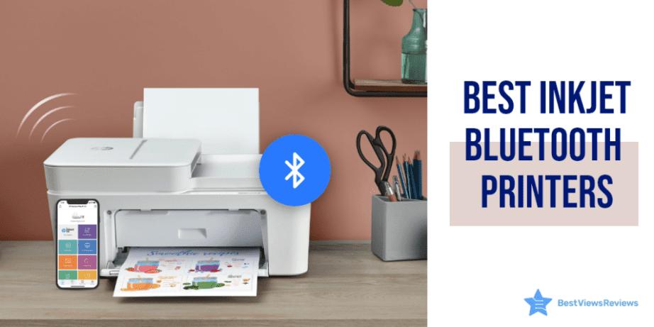 Inkjet Bluetooth printer