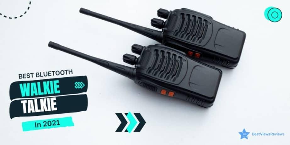 Best Bluetooth Walkie Talkie