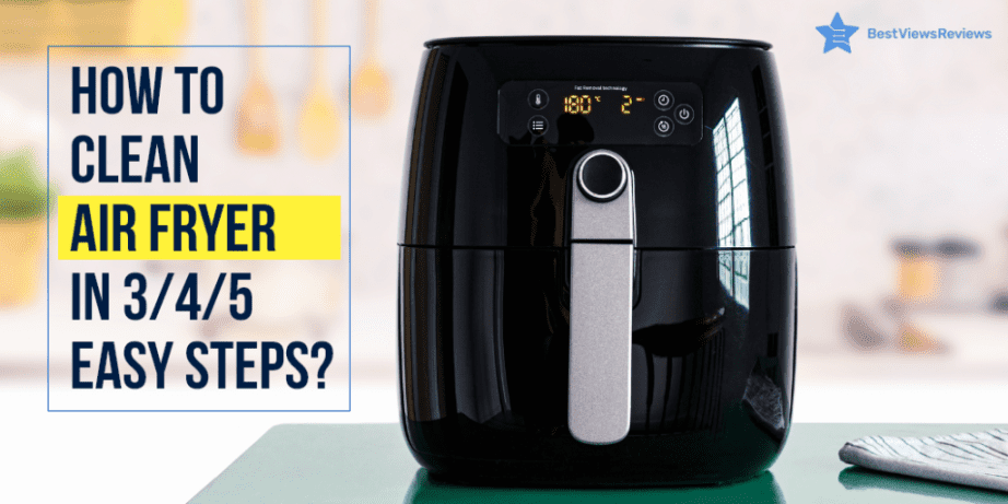 clean your air fryer
