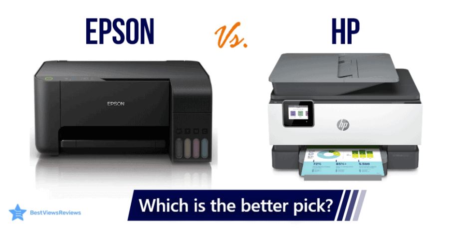 HP or Epson printer