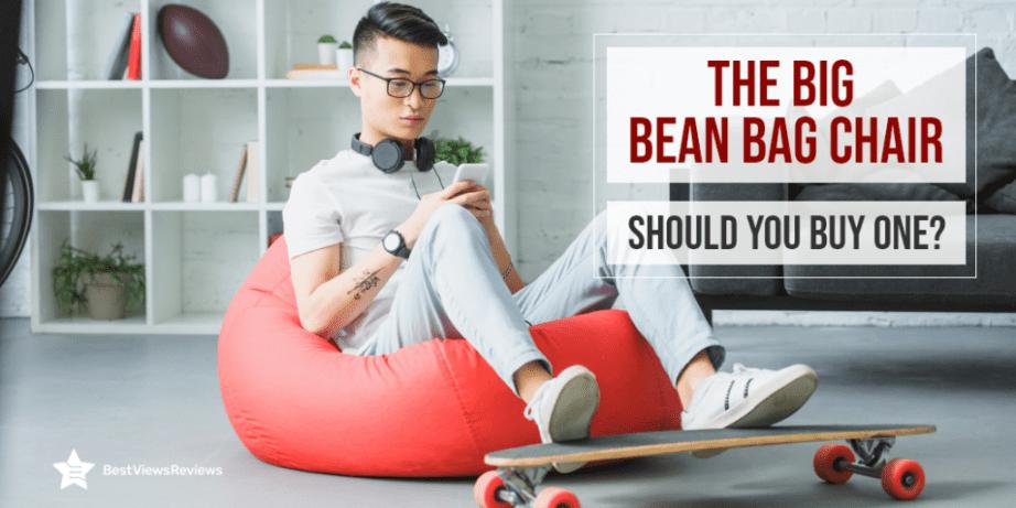 Big bean bag chair