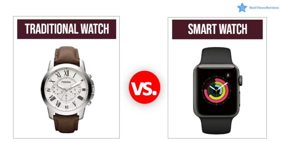 Smartwatch or Traditional Watch