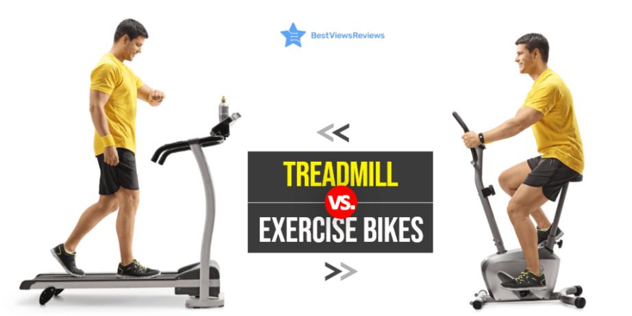 Treadmill or Exercise Bike