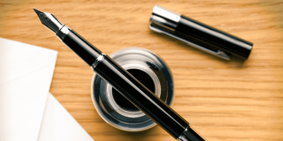 fountain pens for calligraphy