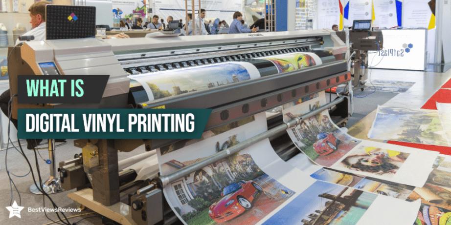 Digital Vinyl Printing
