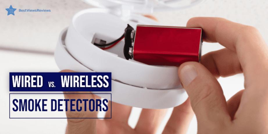Wired Vs Wireless Smoke Detector