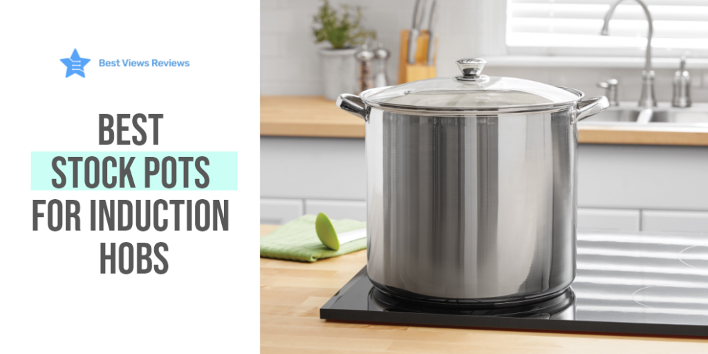 stock pots for induction hobs