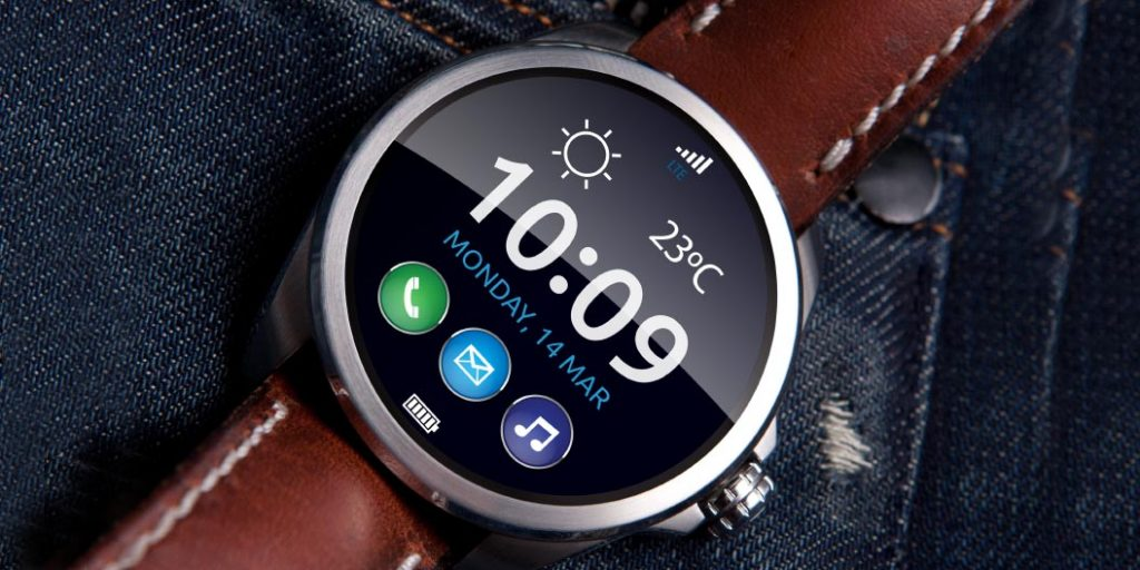 using your smart watch