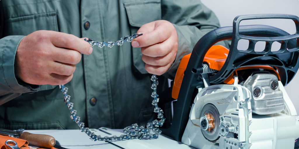 Chainsaw Chains guide