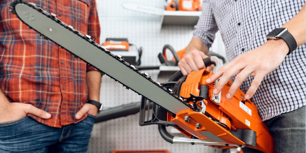 chainsaw maintenance