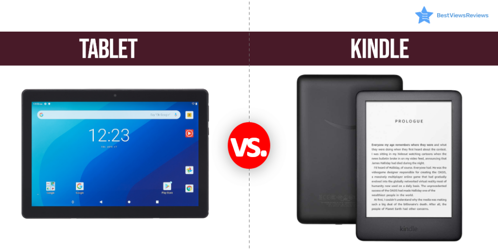 Tablet Or Kindle